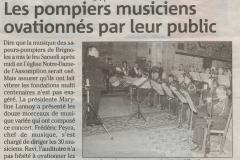 Concert Le Val 2011