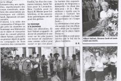 Libération Bormes 2009